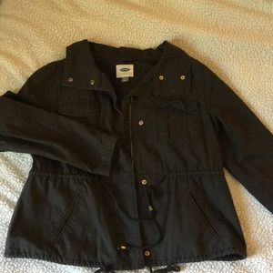 Old Navy size large utility jacket